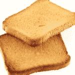 Fette tostate naturali