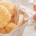 Crocchette di pollo e di patate