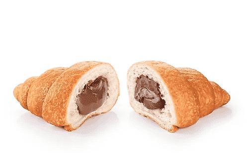 Cornetto alla cioccolata (monoporzione)