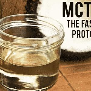 Ketofast MCT olio per chetosi
