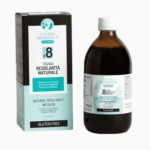 Tisana regolarità naturale CM8
