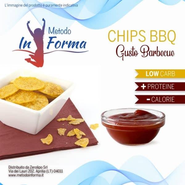 CHIPS SOIA BBQ