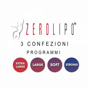 ZEROLIPO 3 confezioni