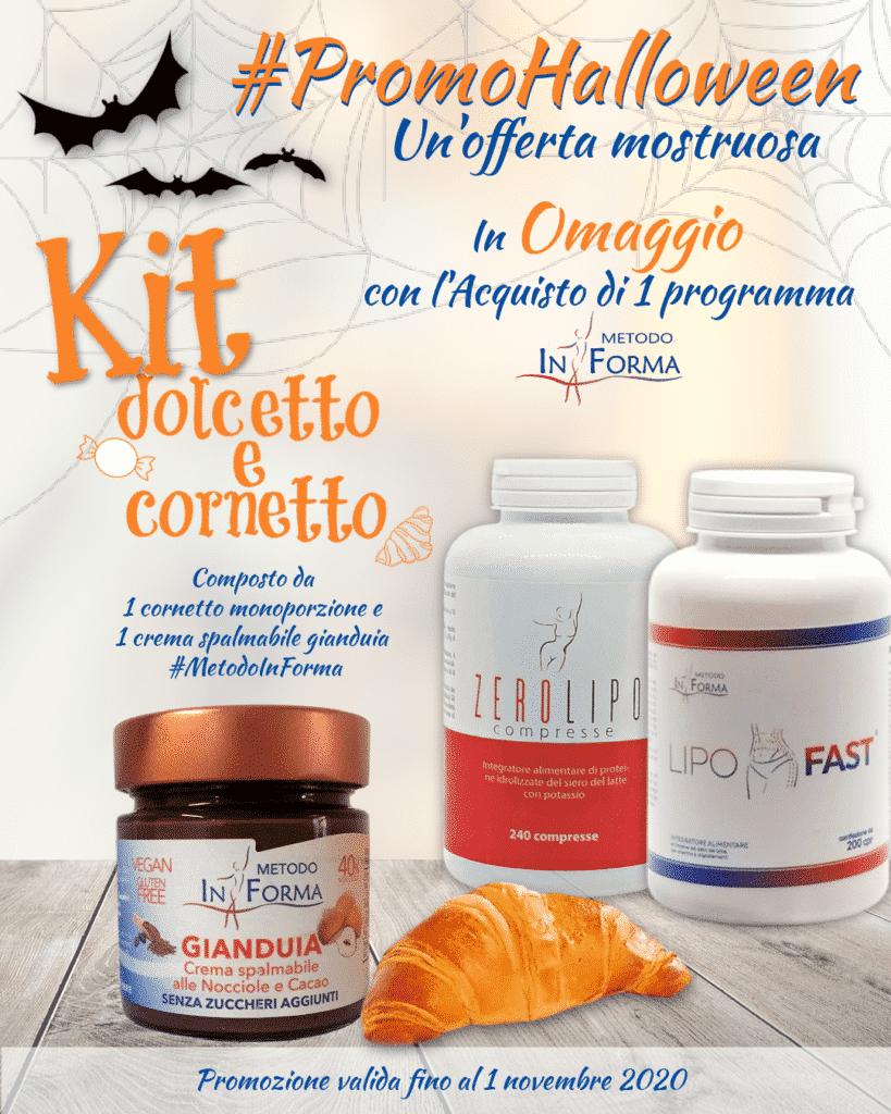 Halloween Kit con integratori