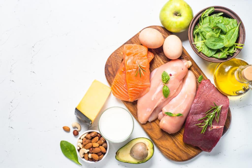 Dieta con pochi carboidrati