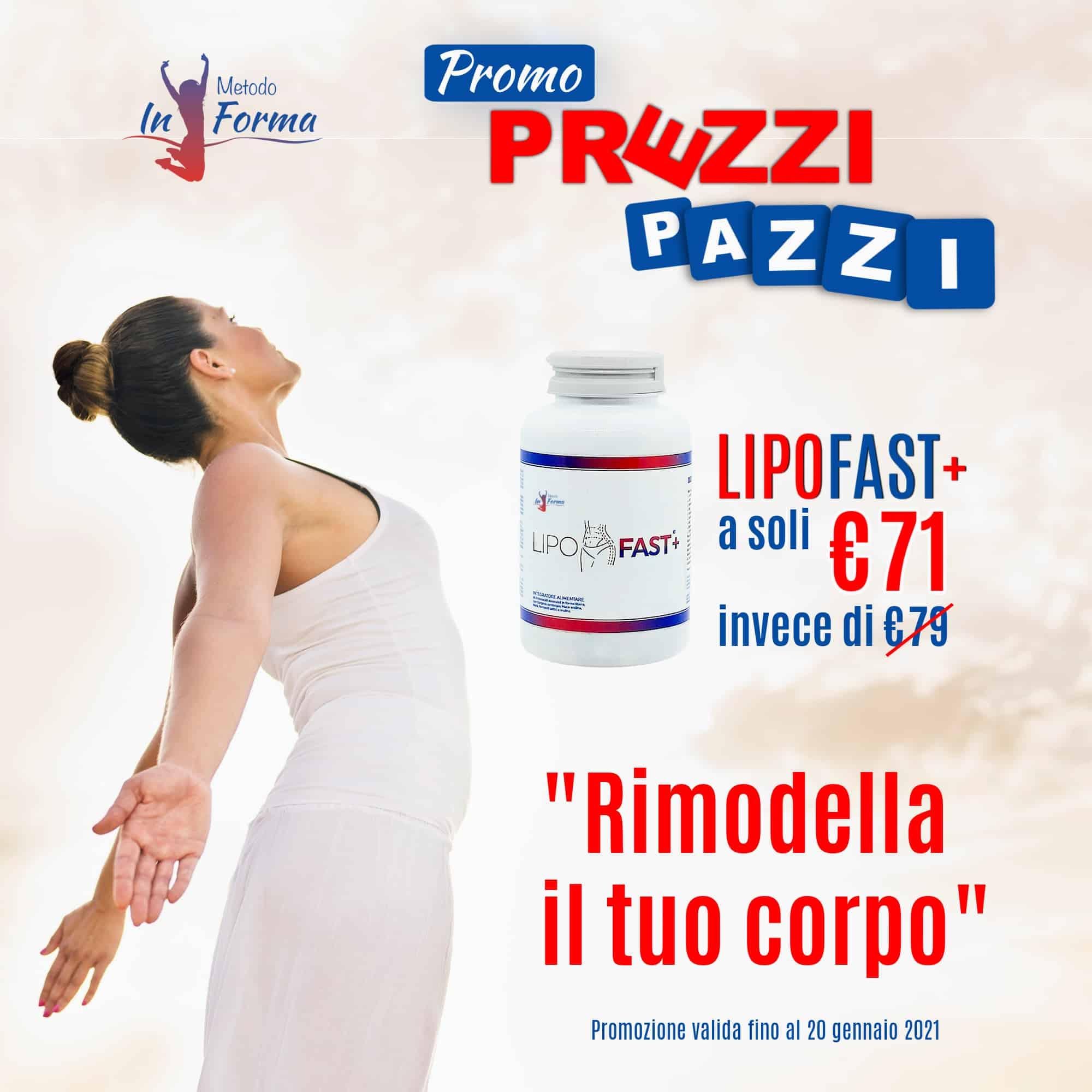 #PromoPrezziPazzi | Metodo InForma