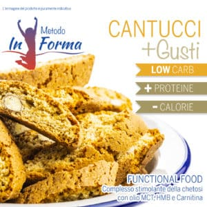 Cantucci Functional Food | Metodo InForma