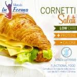 Cornetti salati Functional Food   Metodo InForma