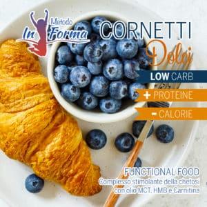 Cornetti dolci Functional Food | Metodo InForma