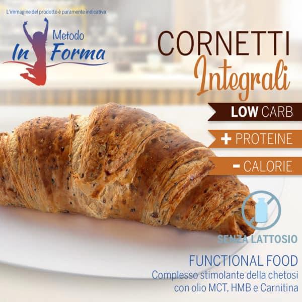 Cornetti integrali Functional Food   Metodo InForma