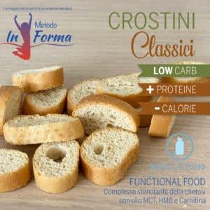 Crostini classici Functional Food | Metodo InForma