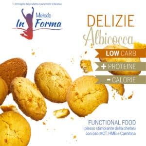 Delizie albicocca Functional Food | Metodo InForma
