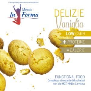 Delizie vaniglia Functional Food | Metodo InForma