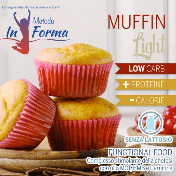 Muffin Functional Food | Metodo InForma
