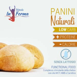 Panini Functional Food | Metodo InForma