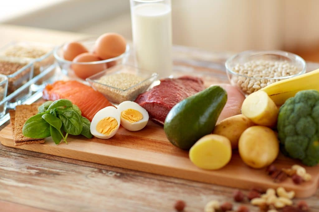 alimenti proteici per dimagrire