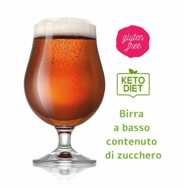 birra rossa low carb