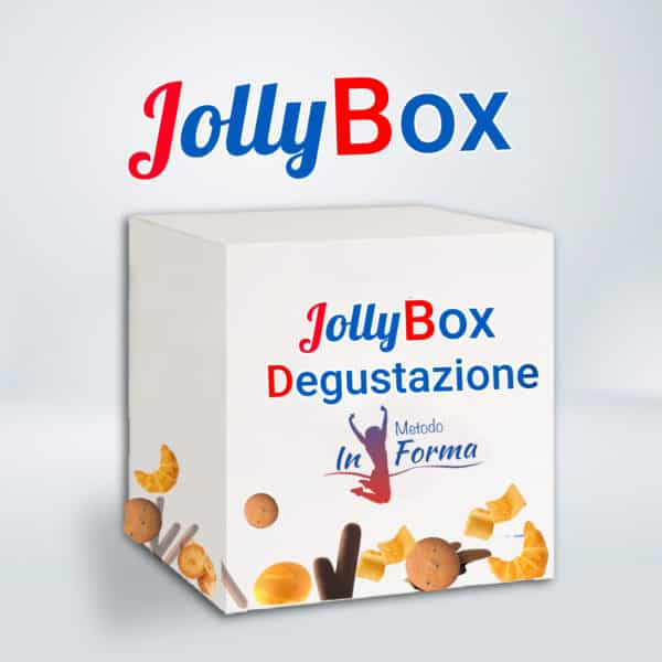 JollyBox Degustazione | Metodo InForma