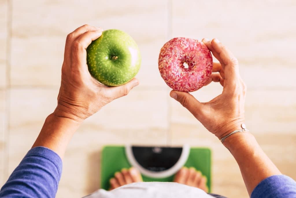 calcolo deficit calorico