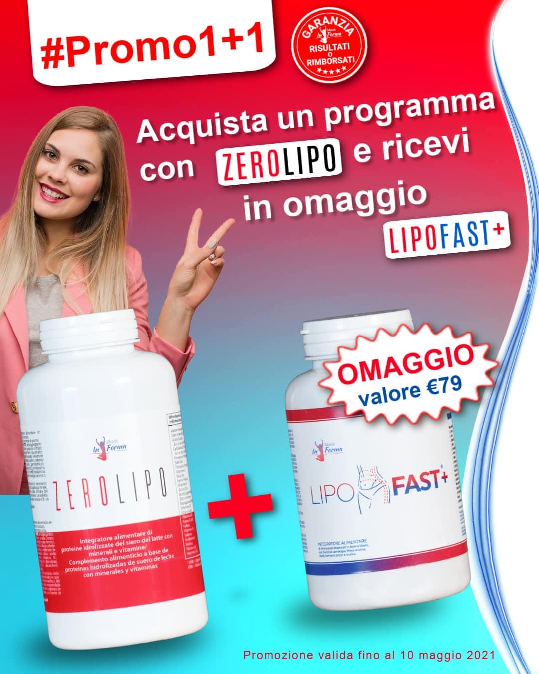 #Promo1+1 | Metodo InForma