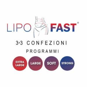 LIPOFAST 3 confezioni   Metodo InForma