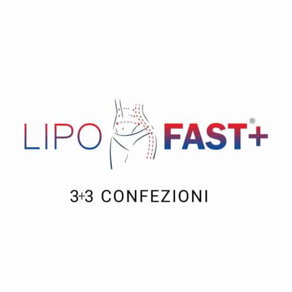 LIPOFAST Plus 3 confezioni   Metodo InForma