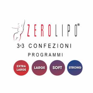 ZEROLIPO 3+3 confezioni   Metodo InForma