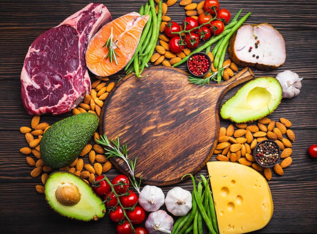 dieta chetogenica esempio settimana