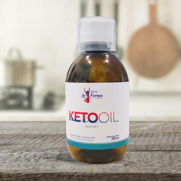 KetoOil Mct | Metodo InForma