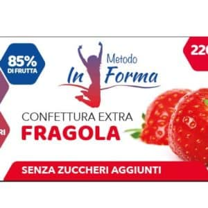 Marmellata alla fragola | Metodo InForma