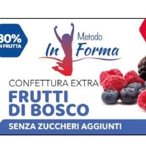 Marmellata ai Frutti di Bosco | Metodo InForma