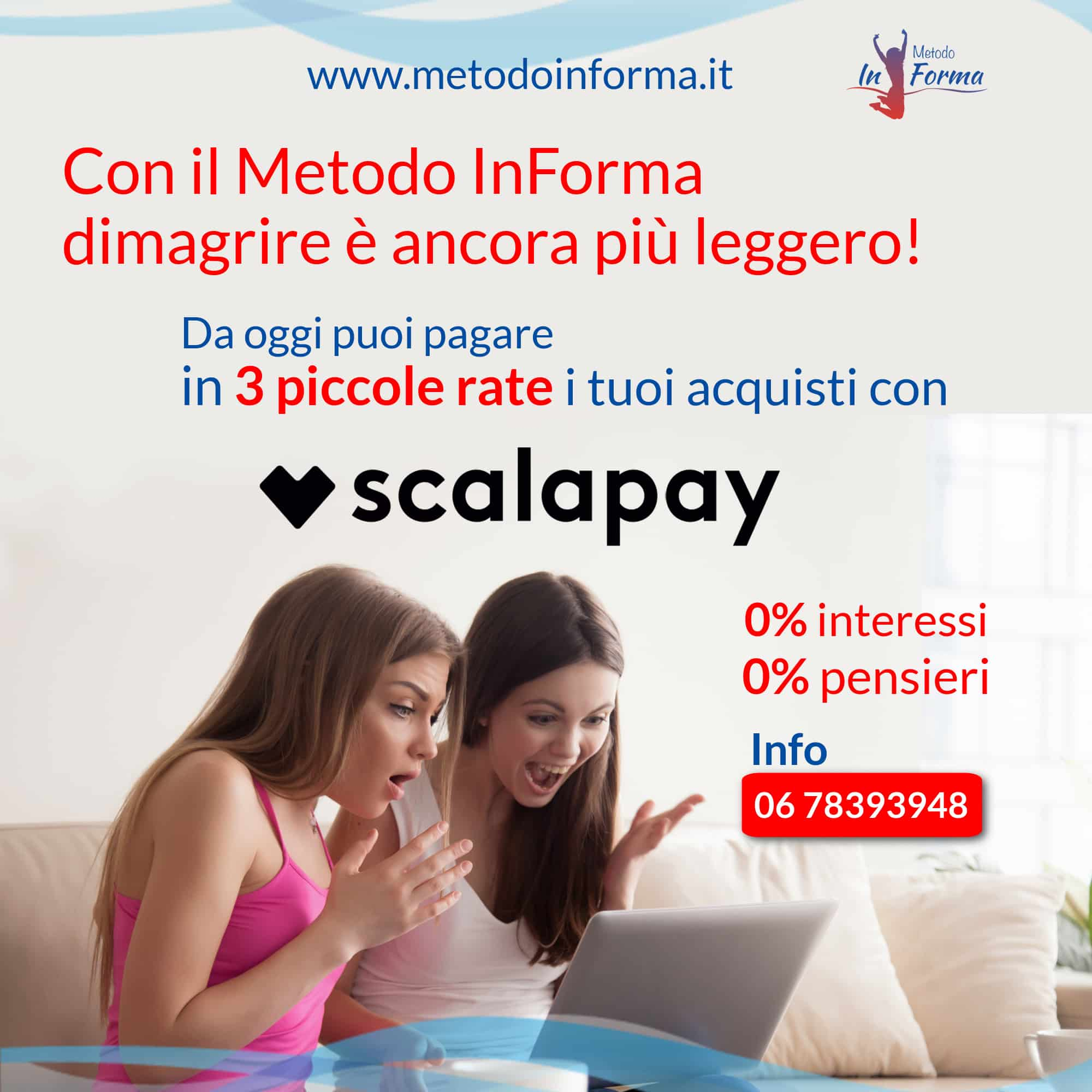 Scalapay | Metodo InForma