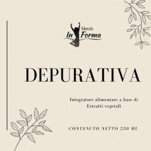 Tisana Depurativa | Metodo InForma