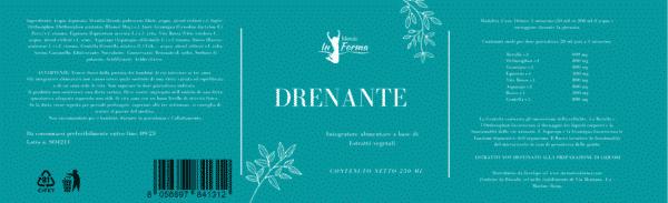 Tisana Drenante | Metodo InForma