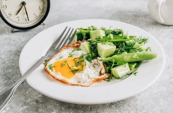 esempi di colazione proteica