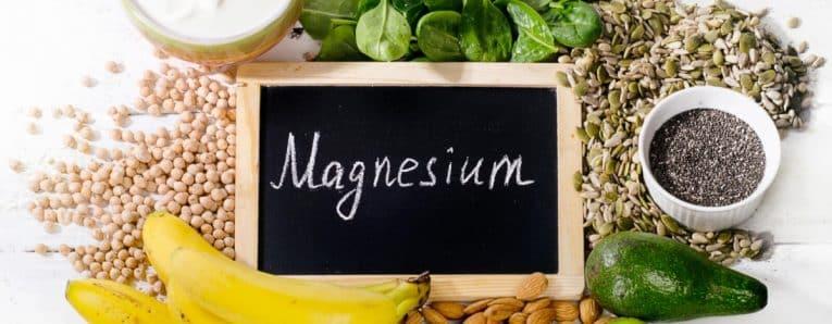 cibi ricchi di magnesio